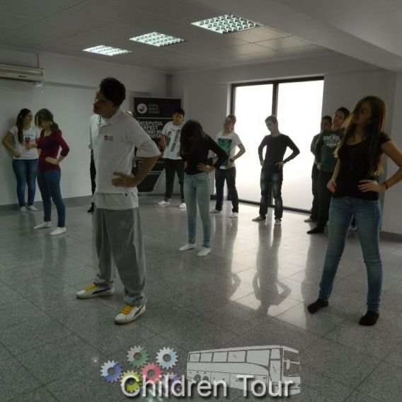 Atelier de dans