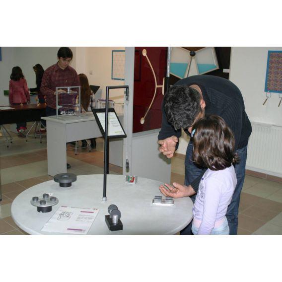 Vizita la Centrul Stiintific Casa Experimentelor