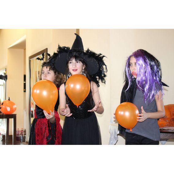 Excursie de Halloween la Casa Groazei Bran