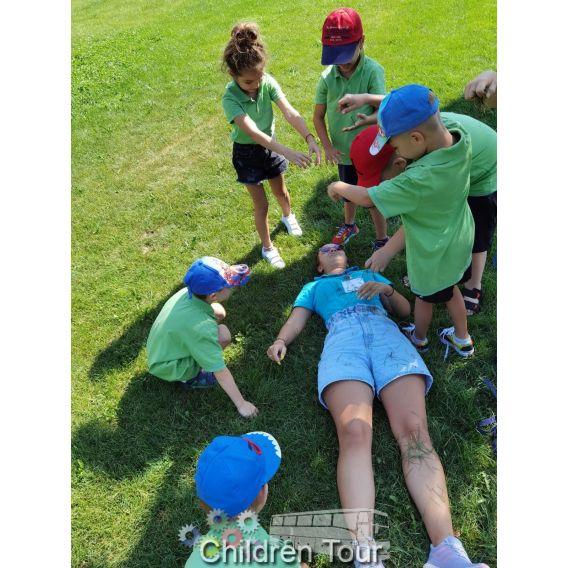 Military Kids Camp
